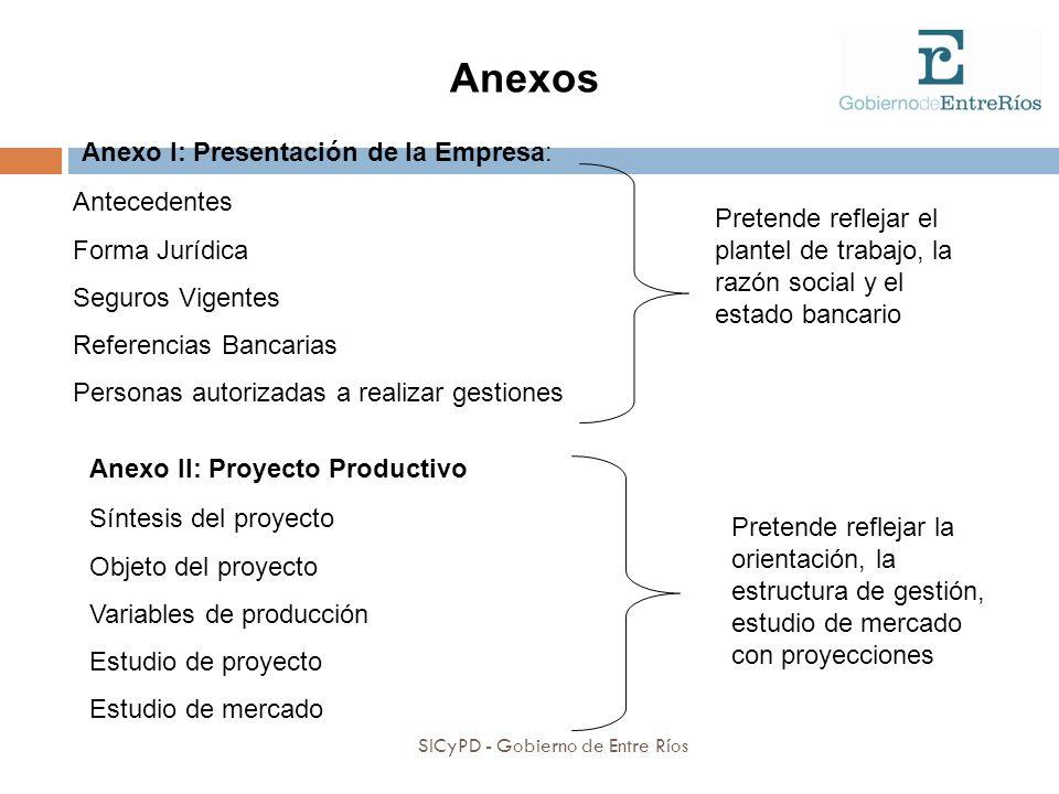 Anexos Anexo I: Presentación de la Empresa: Antecedentes