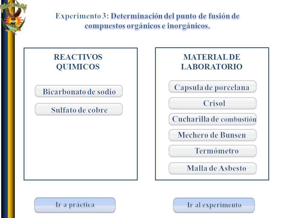 MATERIAL DE LABORATORIO Cucharilla de combustión