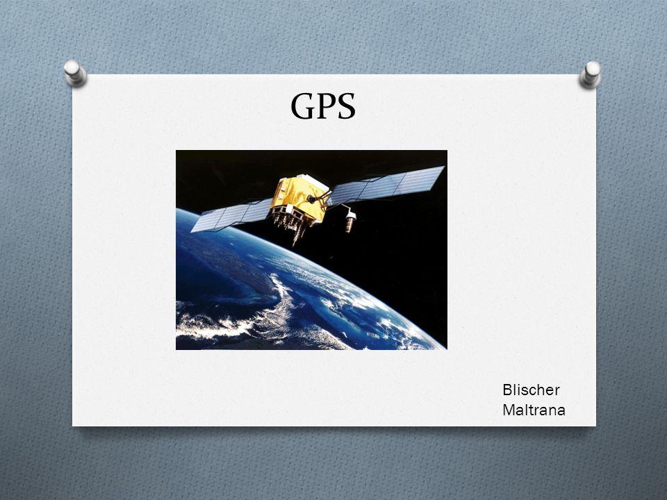 GPS Blischer Maltrana