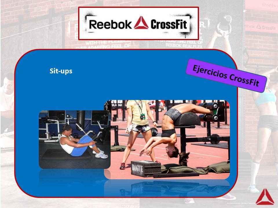 Sit-ups Ejercicios CrossFit