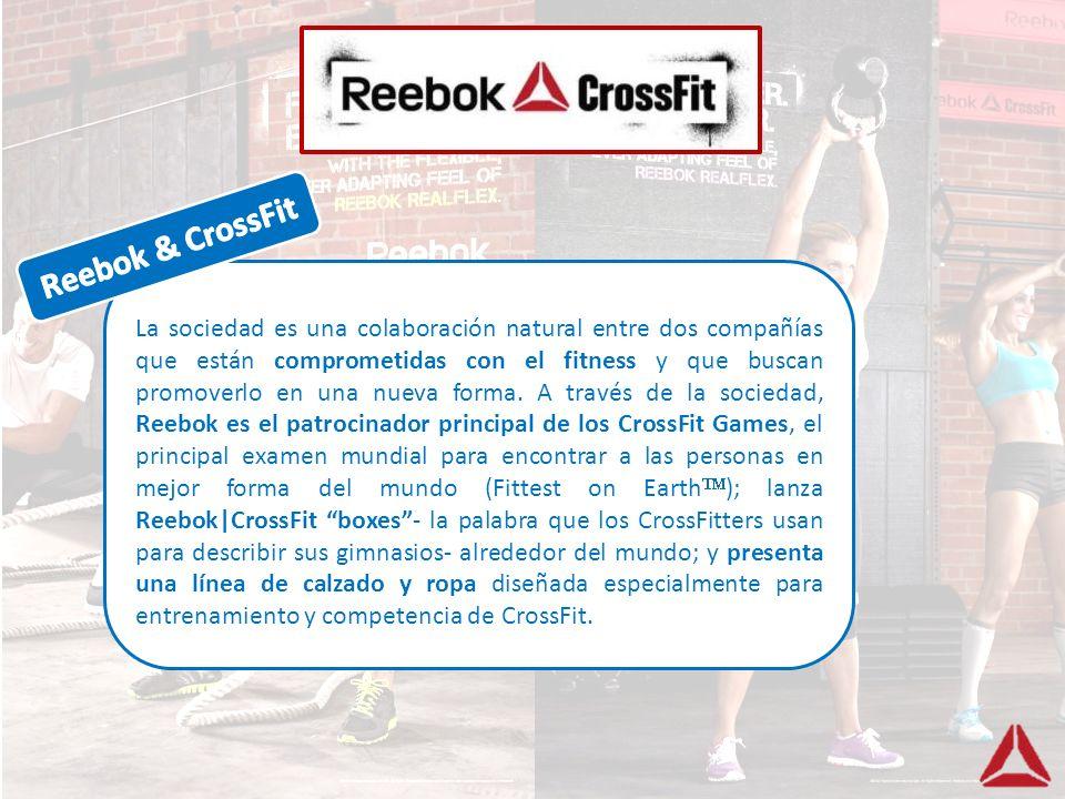 Reebok & CrossFit