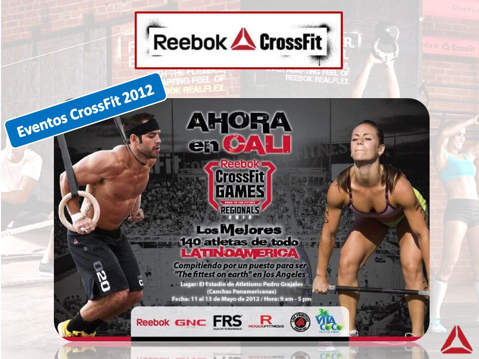 Eventos CrossFit 2012
