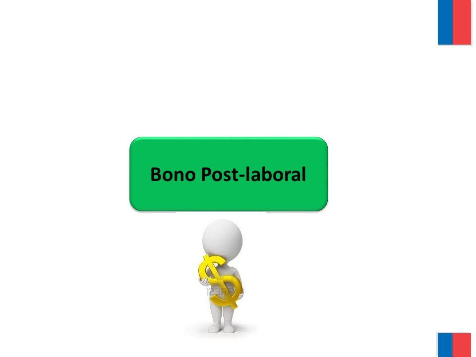 Bono Post-laboral