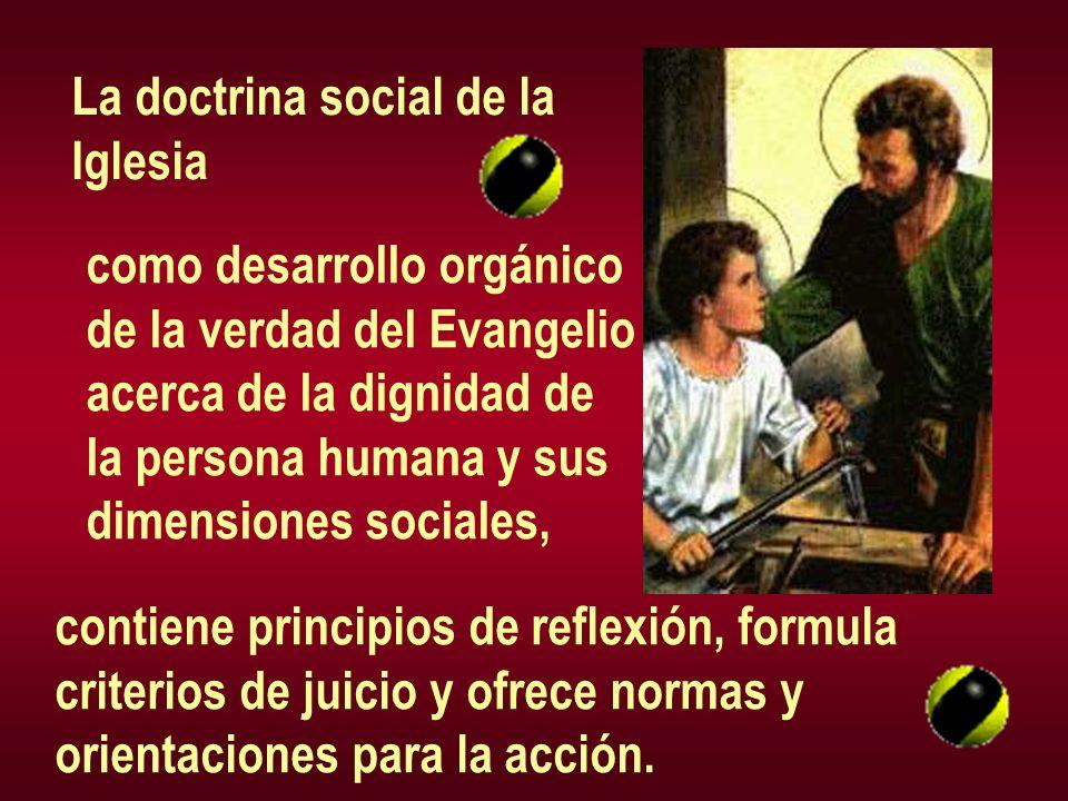 La doctrina social de la