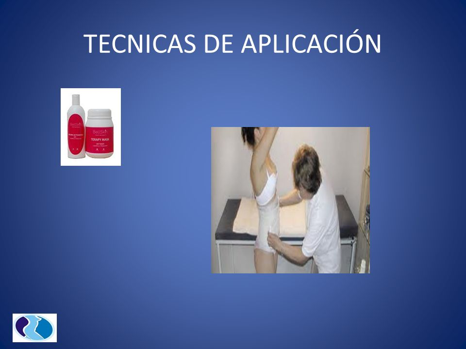 TECNICAS DE APLICACIÓN