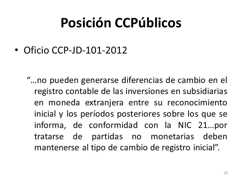 Posición CCPúblicos Oficio CCP-JD-101-2012