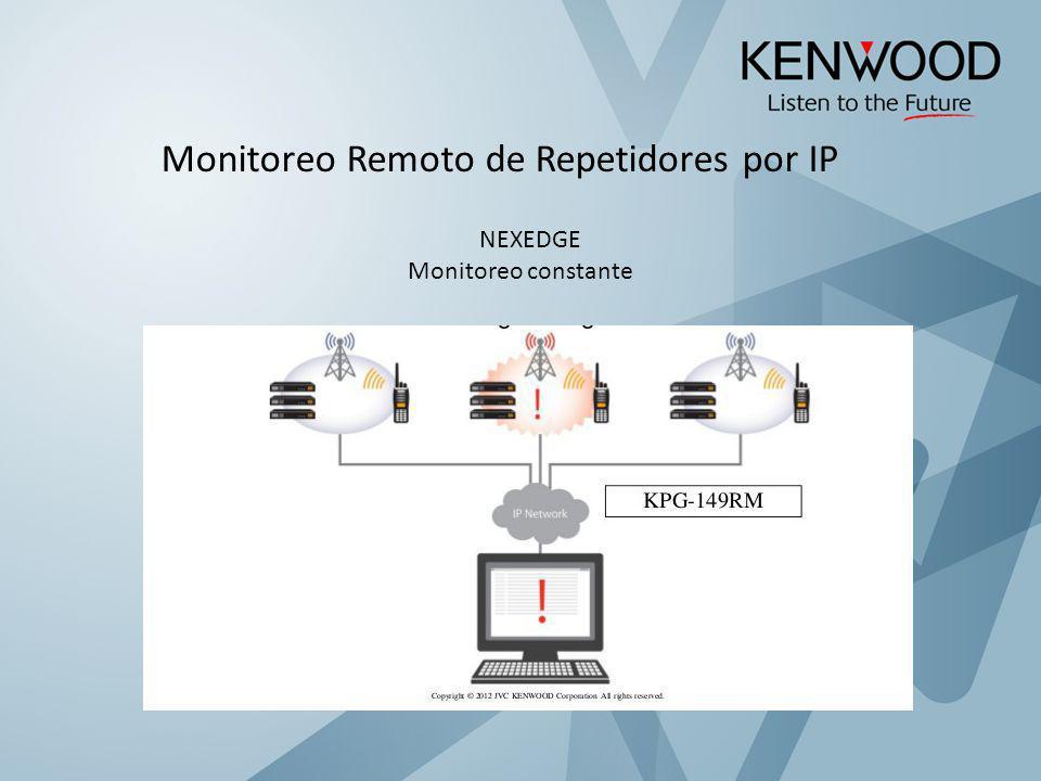 Monitoreo Remoto de Repetidores por IP