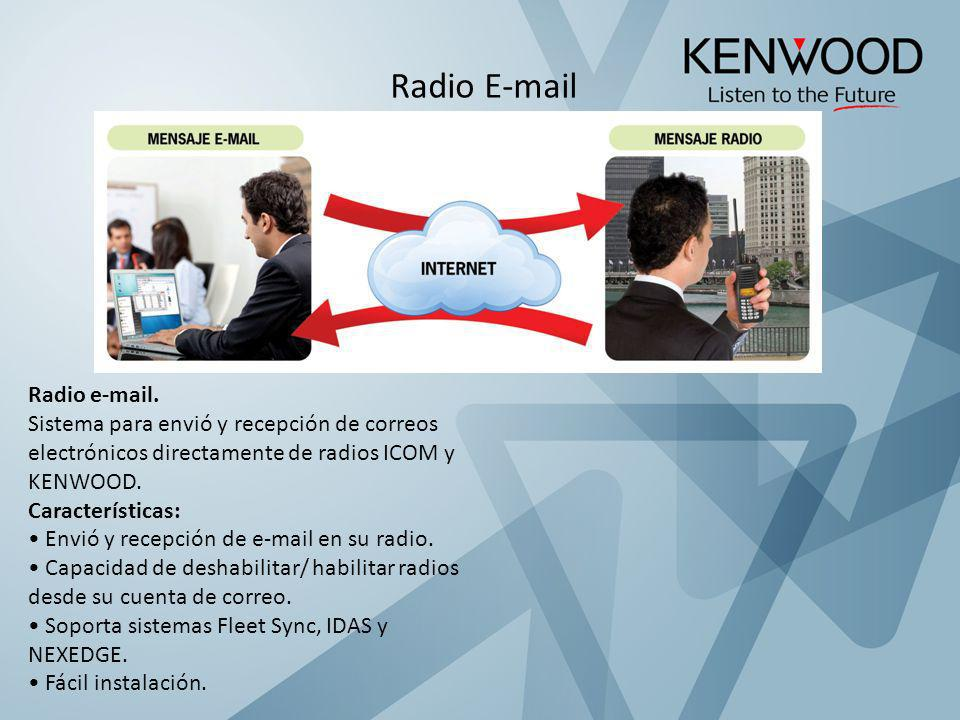 Radio E-mail Radio e-mail.