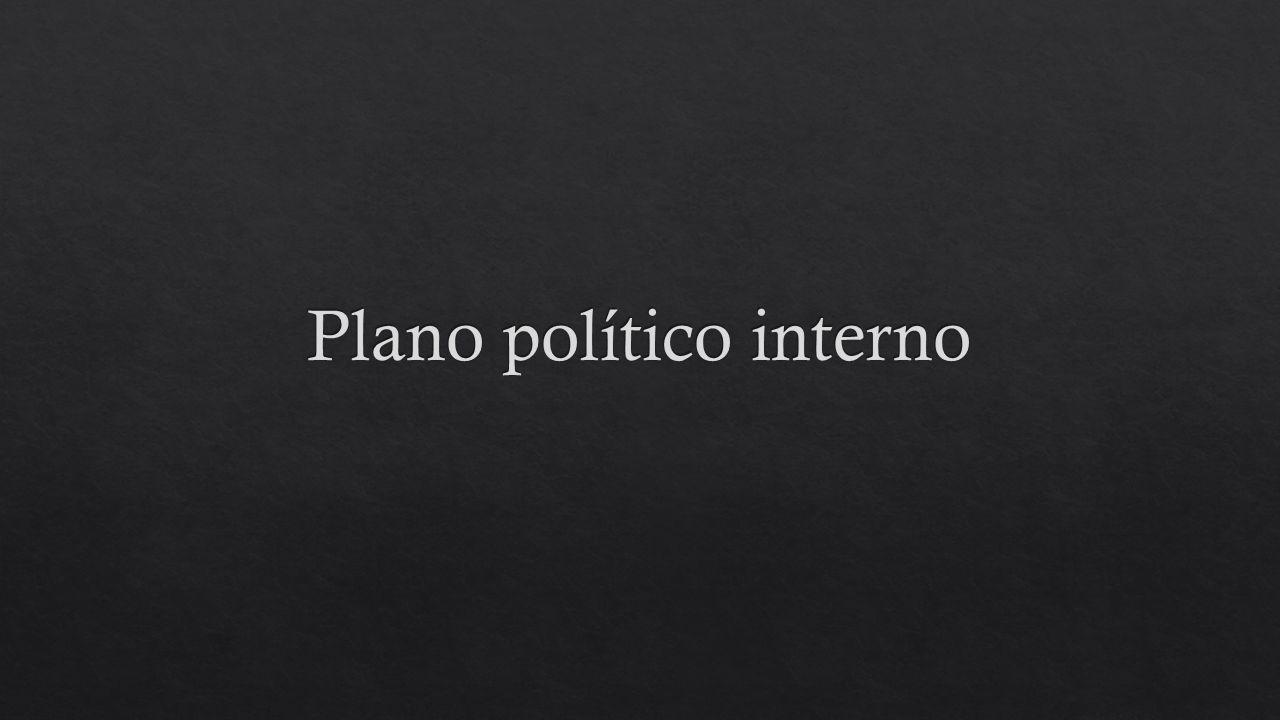 Plano político interno
