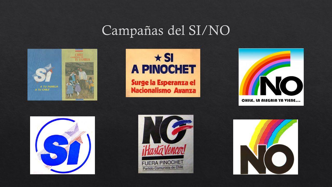 Campañas del SI/NO