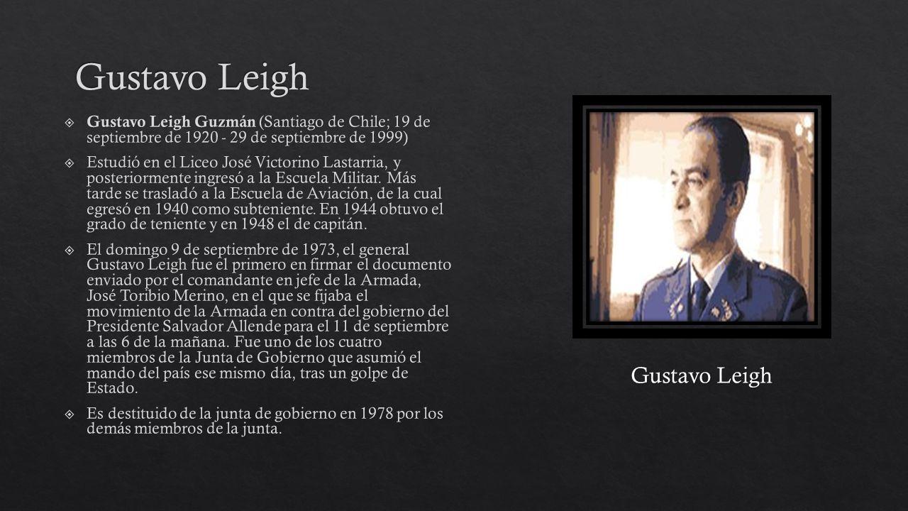 Gustavo Leigh Gustavo Leigh