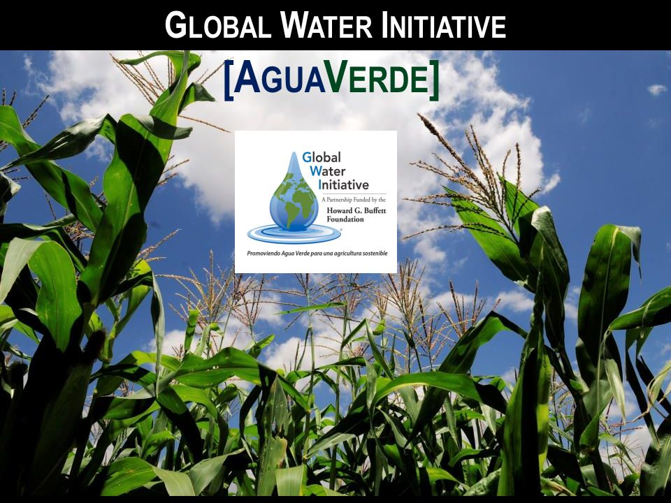 Global Water Initiative