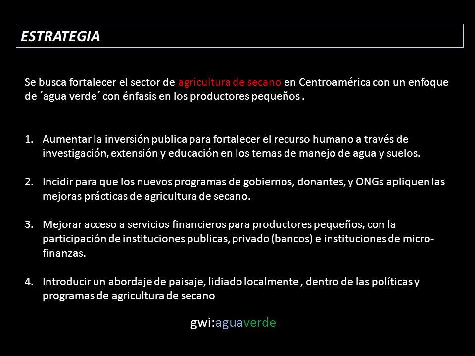 ESTRATEGIA gwi:aguaverde