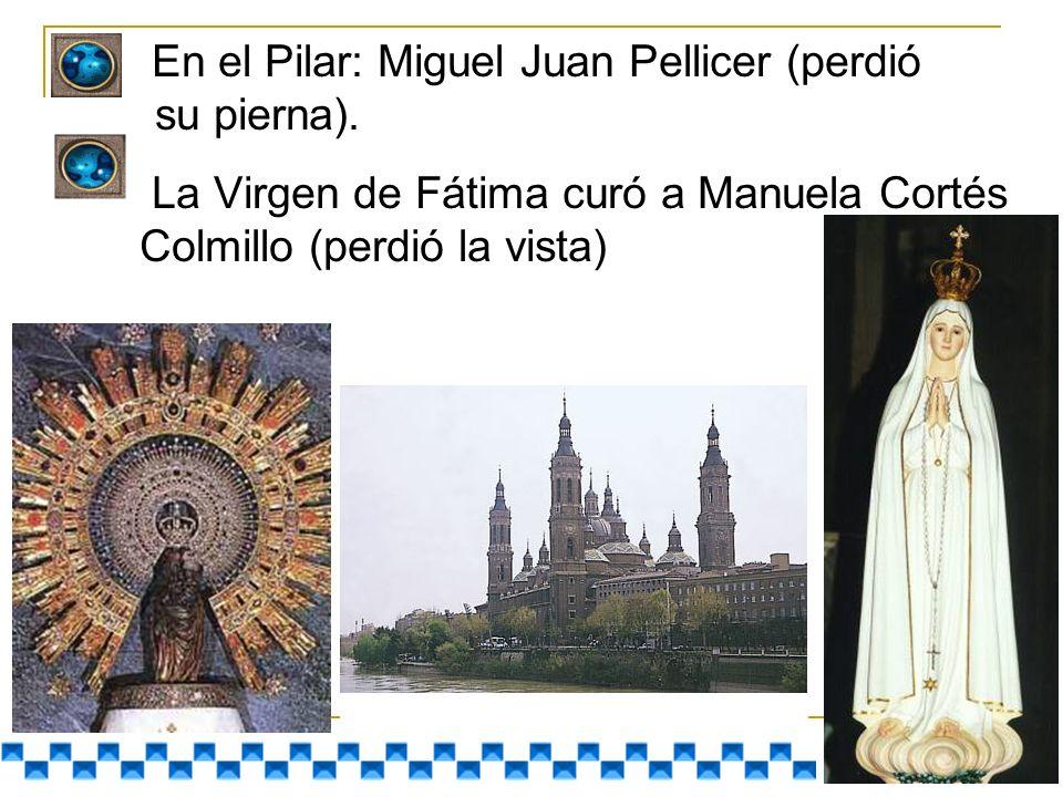 En el Pilar: Miguel Juan Pellicer (perdió