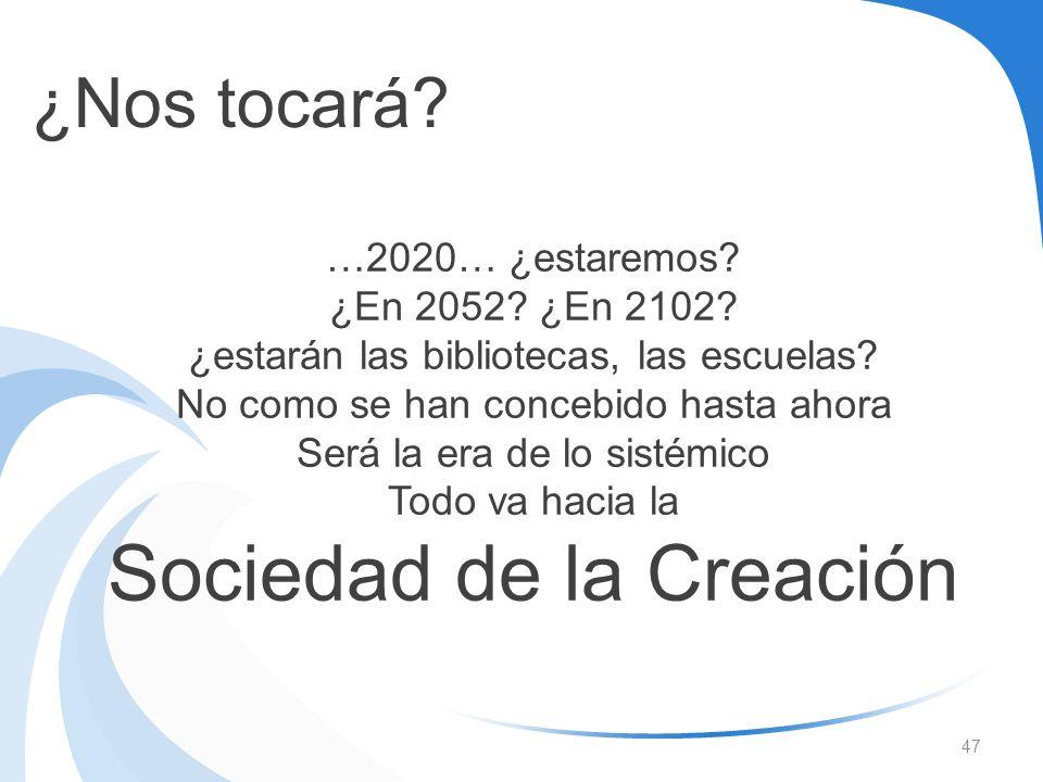 Sociedad de la Creación