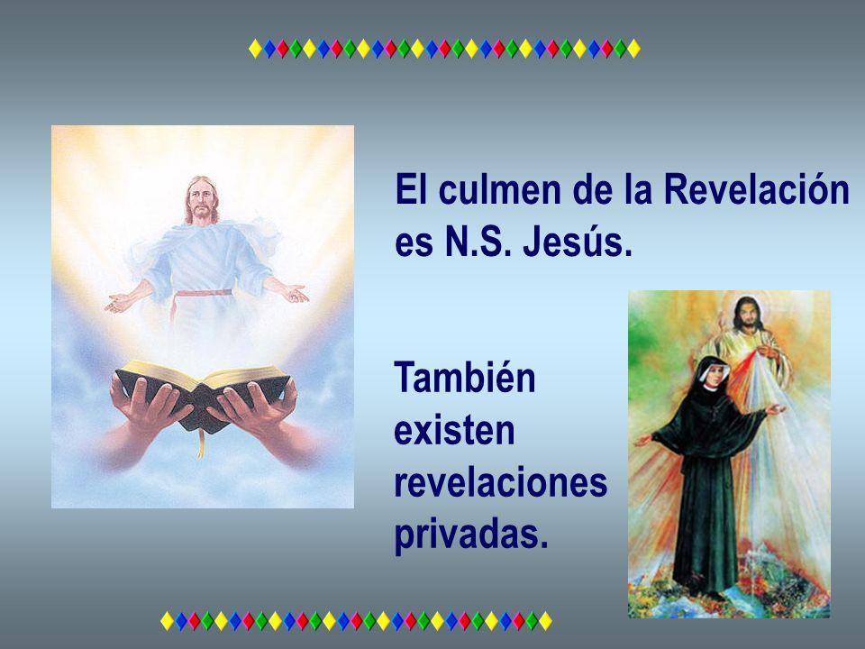 El culmen de la Revelación