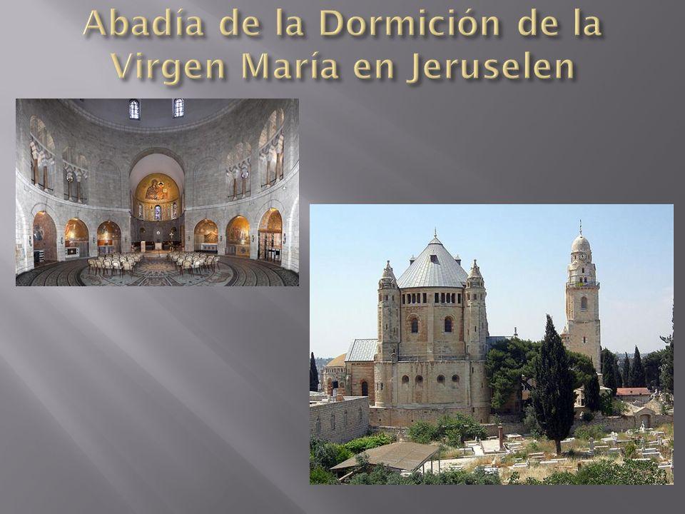 Abadía de la Dormición de la Virgen María en Jeruselen
