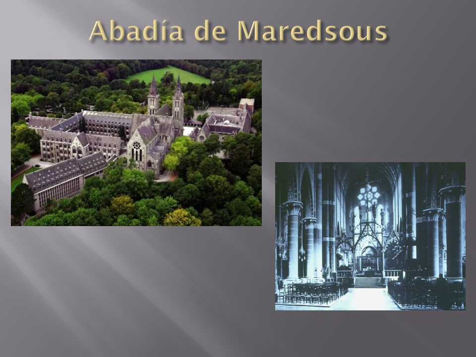 Abadía de Maredsous