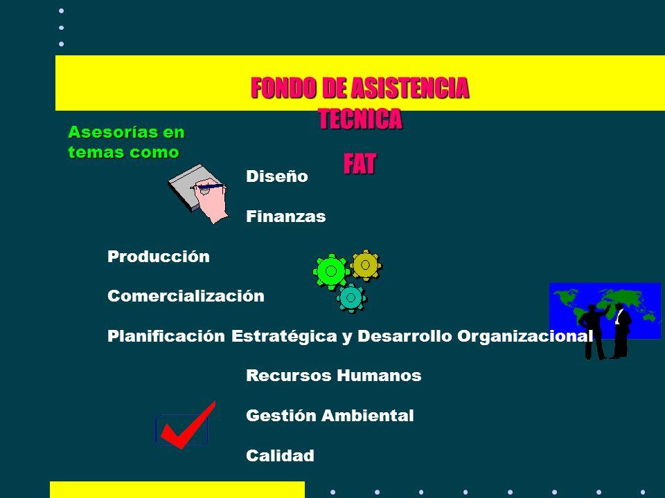 FONDO DE ASISTENCIA TECNICA