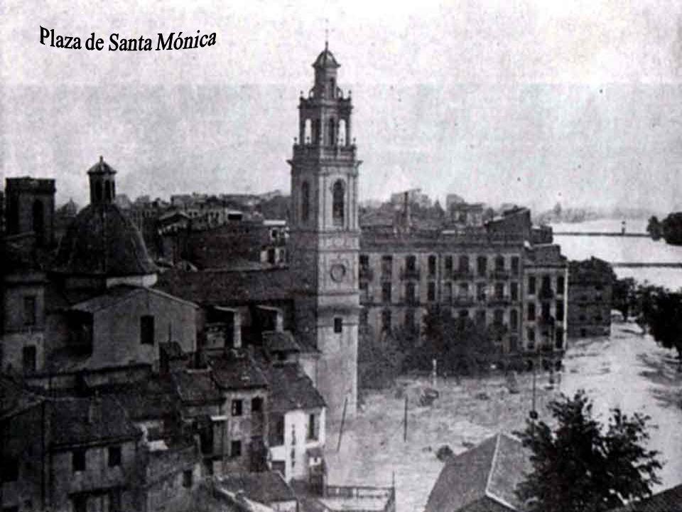 Plaza de Santa Mónica