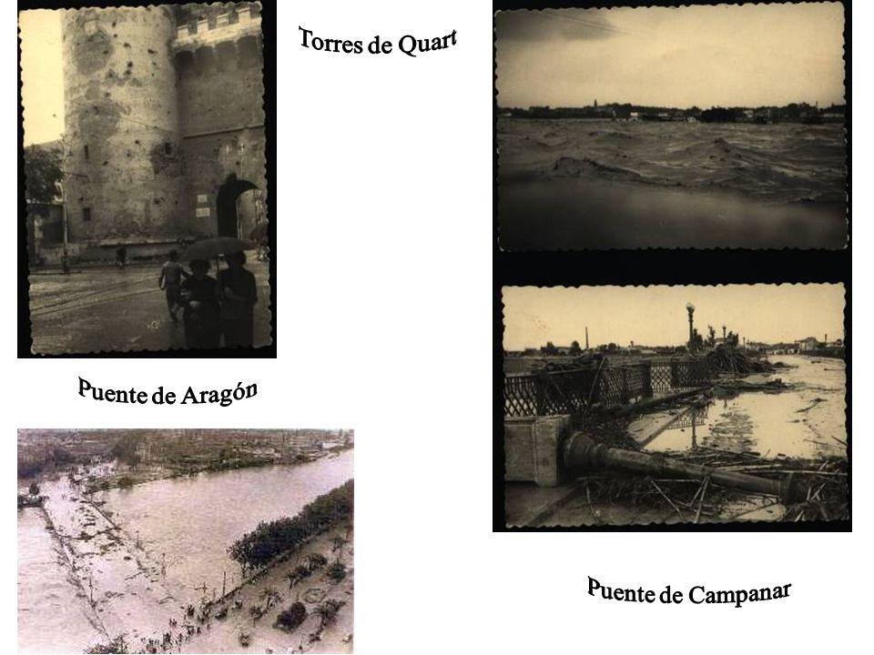 Torres de Quart Puente de Aragón Puente de Campanar