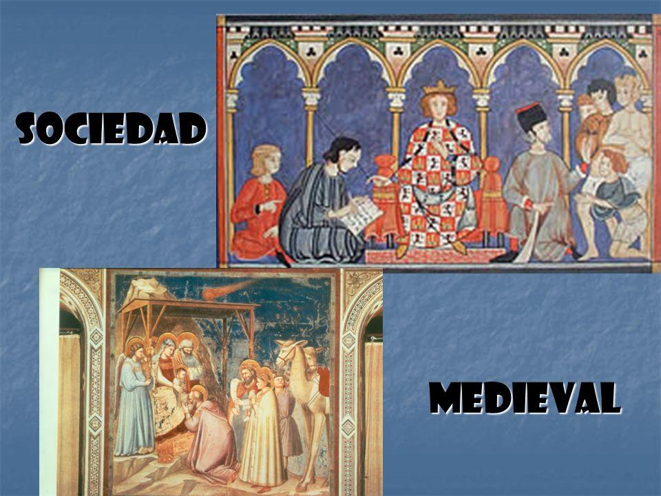 Sociedad medieval