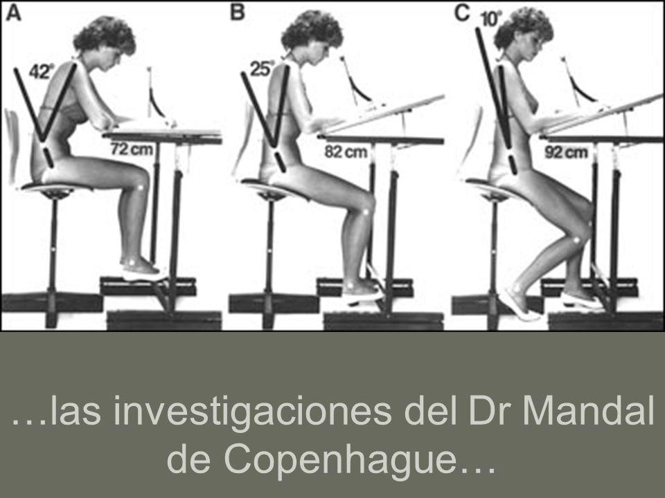 …las investigaciones del Dr Mandal de Copenhague…
