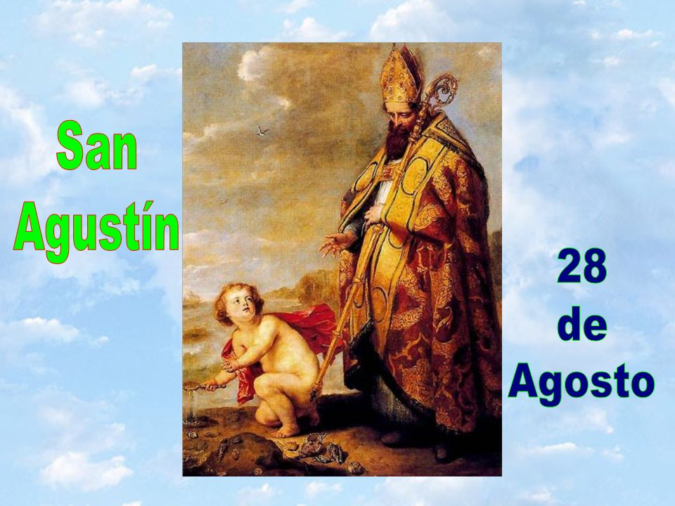 San Agustín 28 de Agosto