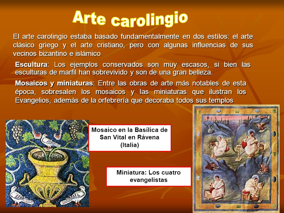 Arte carolingio