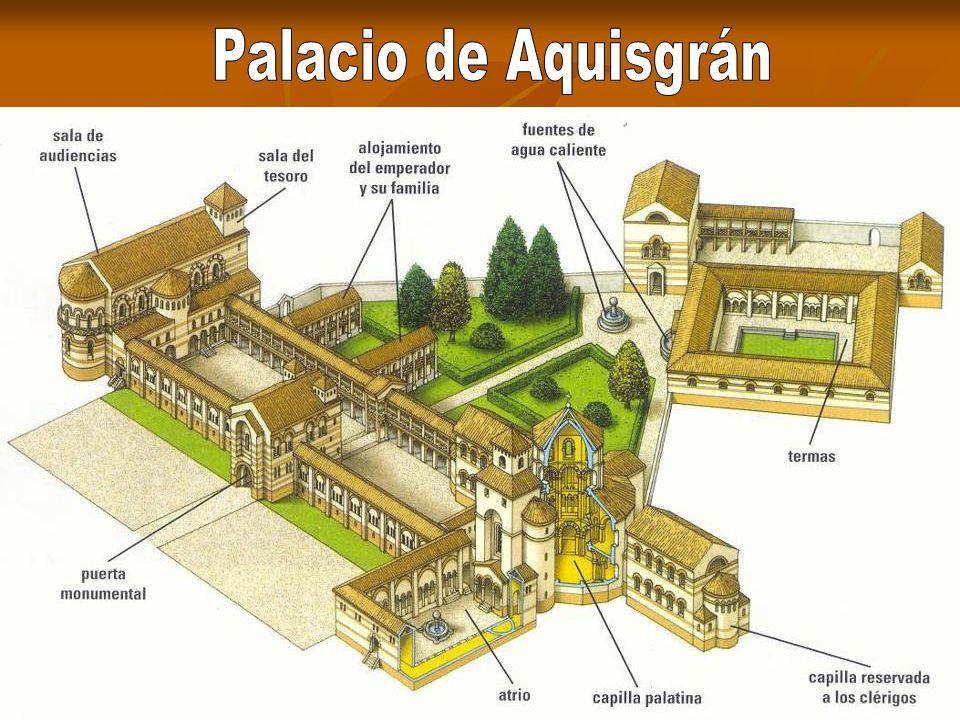 Palacio de Aquisgrán