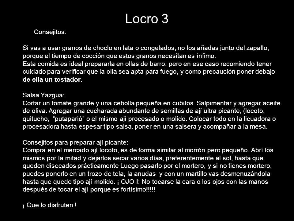 Locro 3