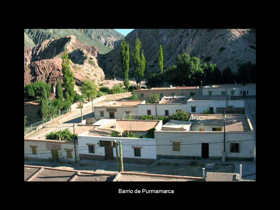 Barrio de Purmamarca