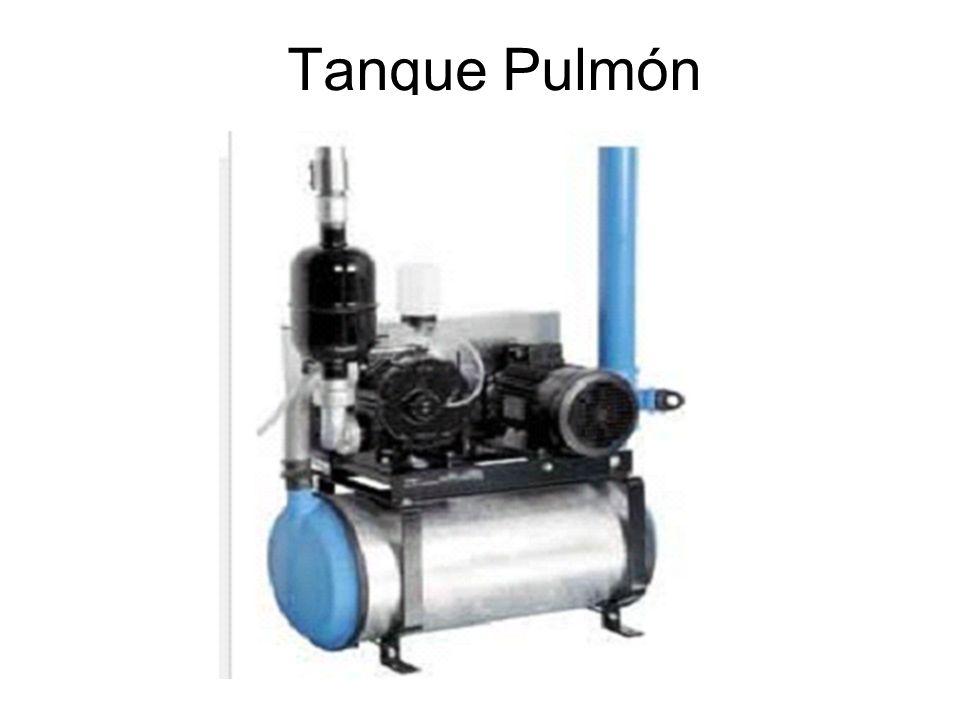 Tanque Pulmón