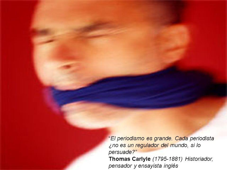 Thomas Carlyle (1795-1881) Historiador, pensador y ensayista inglés
