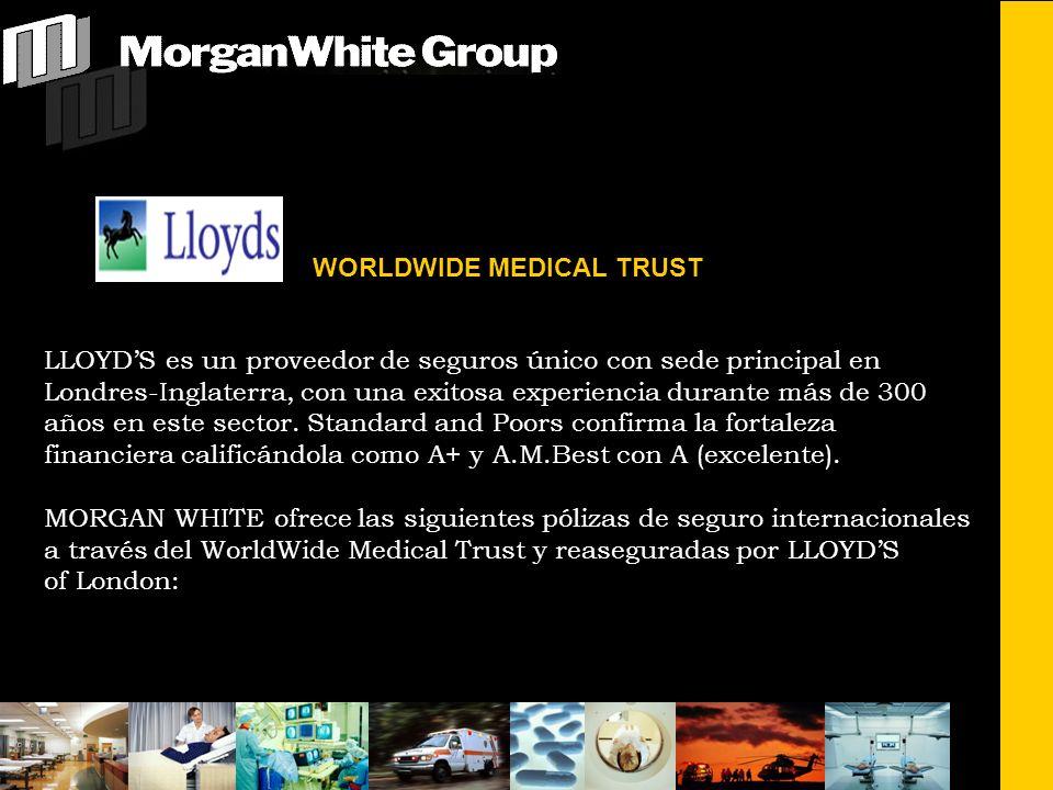 WORLDWIDE MEDICAL TRUST