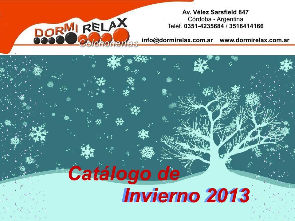 Catálogo de Invierno 2013 Invierno 2013