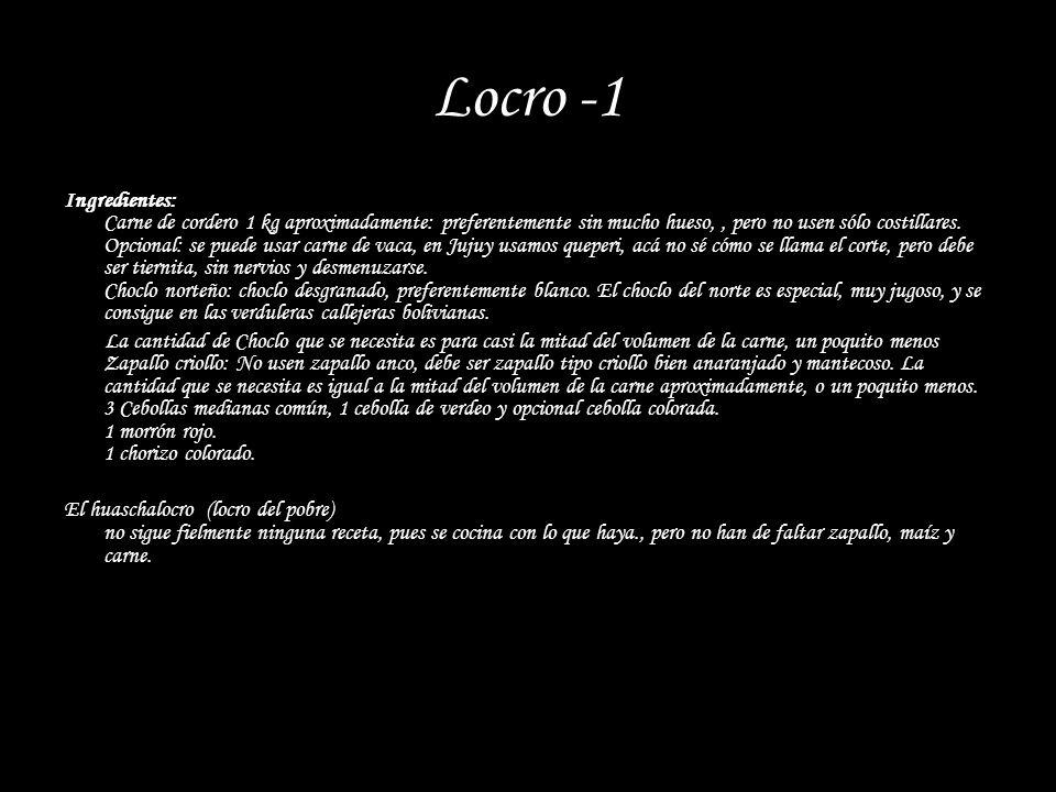 Locro -1