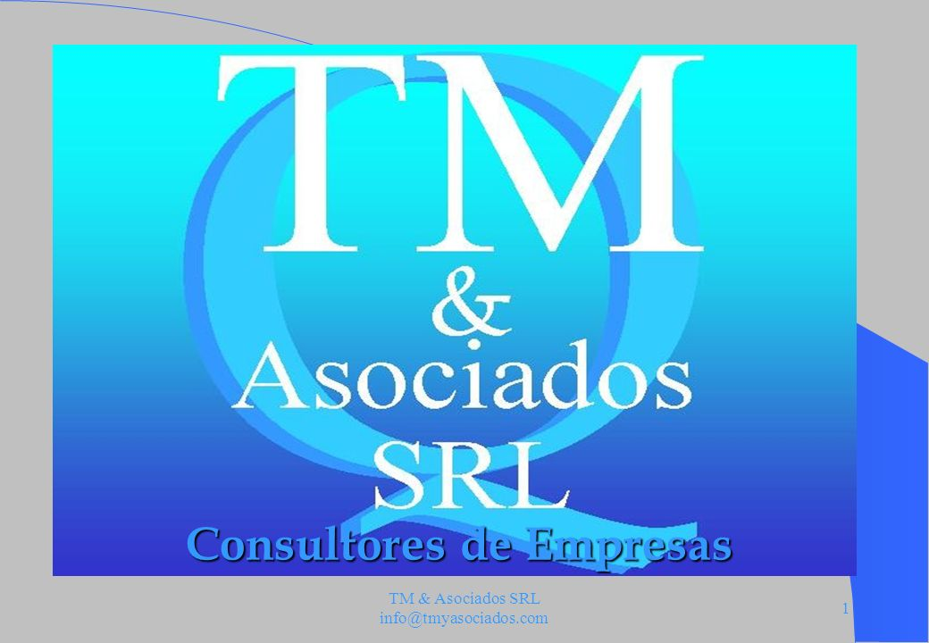 Consultores de Empresas