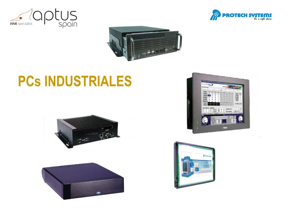 PCs INDUSTRIALES