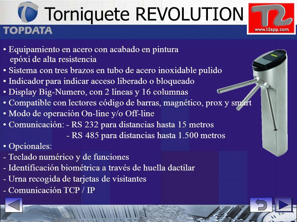 Torniquete REVOLUTION