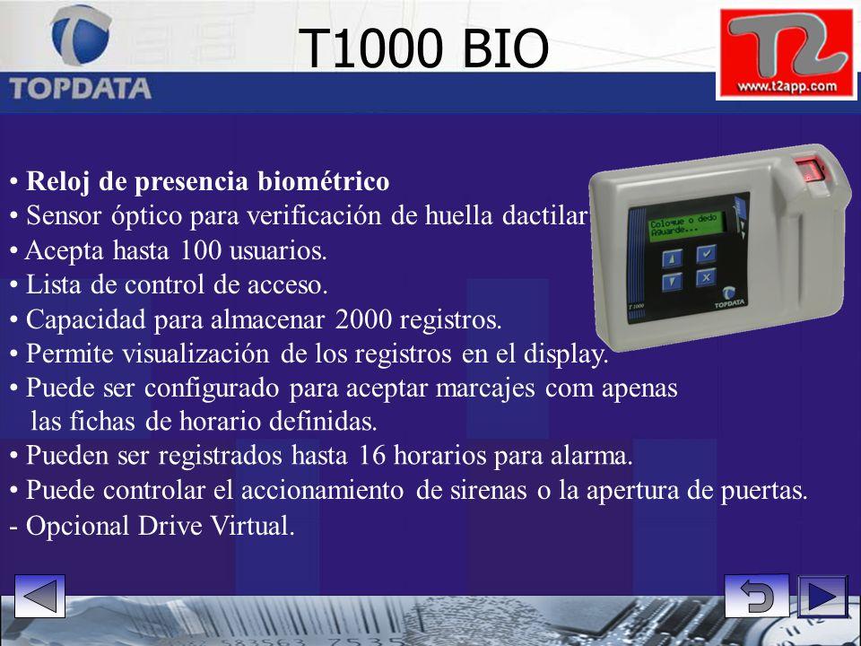 T1000 BIO