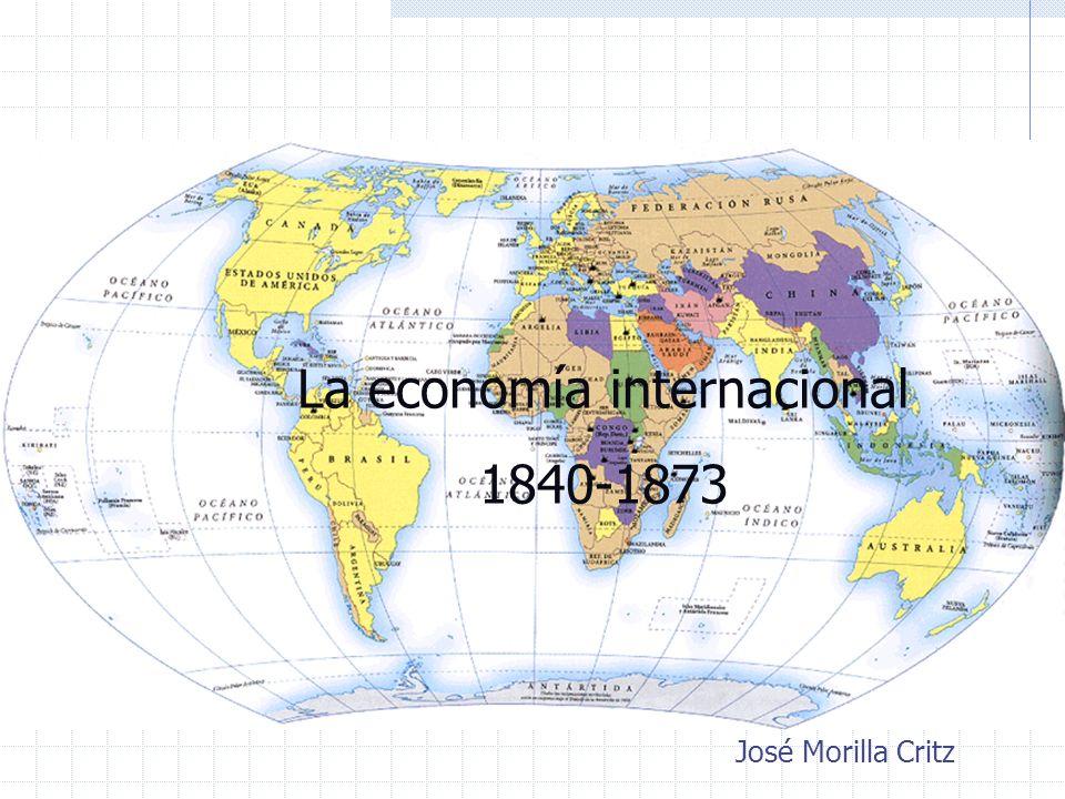 La economía internacional