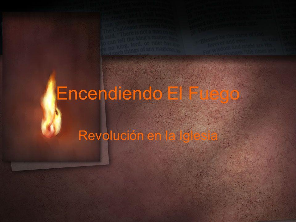 Revolución en la Iglesia
