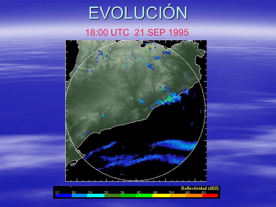EVOLUCIÓN 18:00 UTC 21 SEP 1995