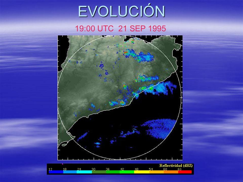 EVOLUCIÓN 19:00 UTC 21 SEP 1995