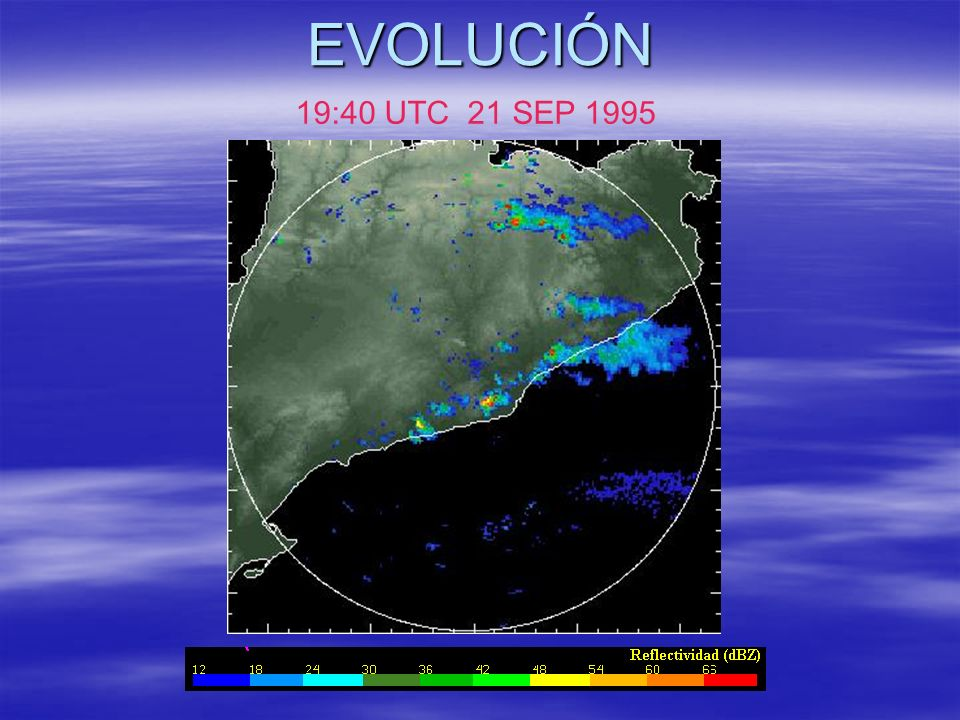 EVOLUCIÓN 19:40 UTC 21 SEP 1995