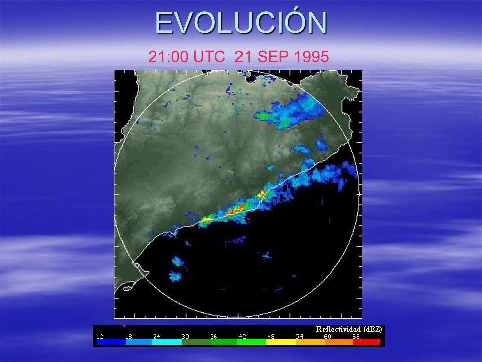 EVOLUCIÓN 21:00 UTC 21 SEP 1995