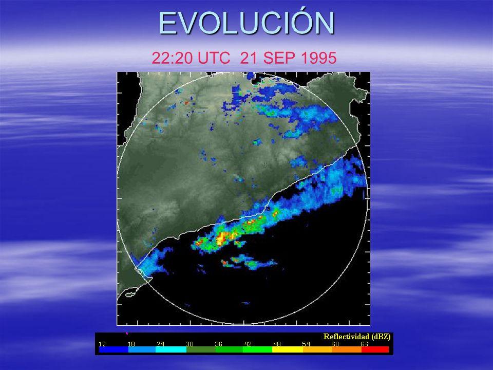 EVOLUCIÓN 22:20 UTC 21 SEP 1995