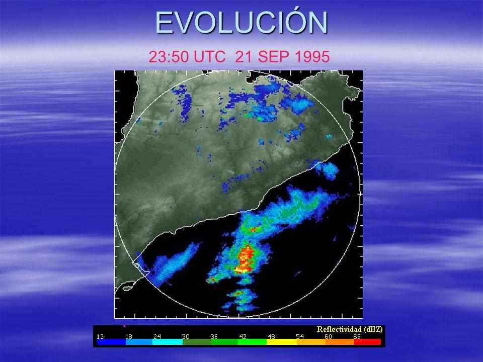 EVOLUCIÓN 23:50 UTC 21 SEP 1995