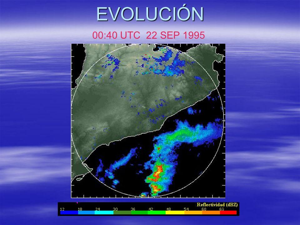 EVOLUCIÓN 00:40 UTC 22 SEP 1995